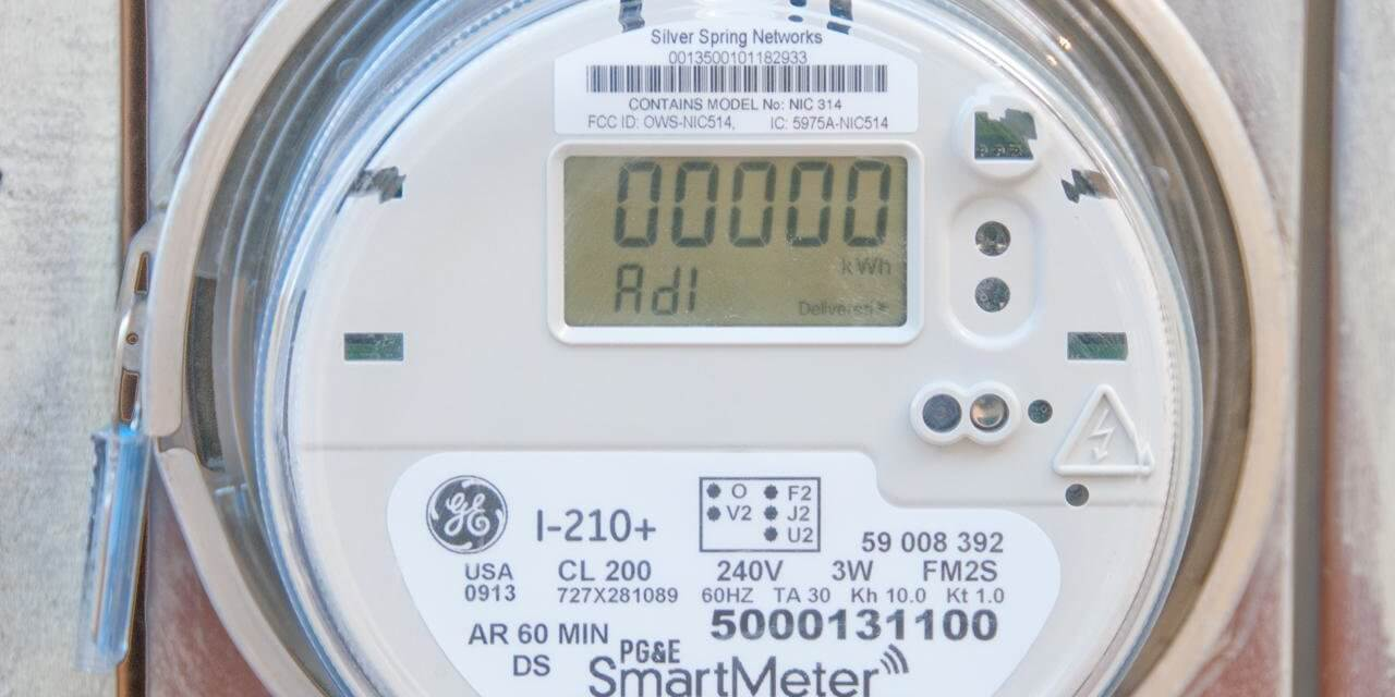Local power company making switch to new smart meters