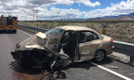 Highway 93 crashes result in DUI charge, hospitalization