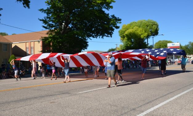 Panaca Enjoys Another Pioneer Day Bash