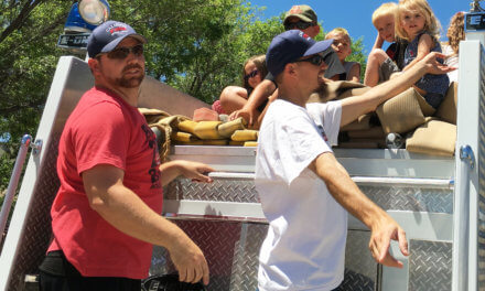 Caliente Celebrates with Parade, Fireworks