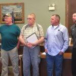 Rowe Sworn in as Caliente Mayor