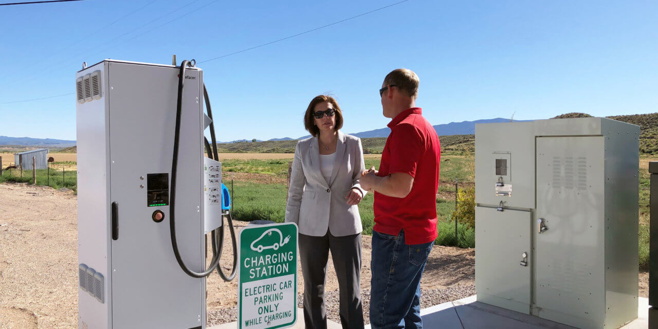 Senator Cortez Masto Visits County, Touts Green Initiatives