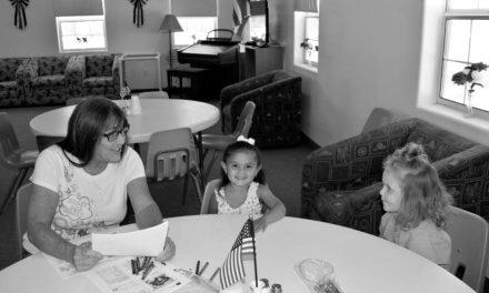 Senior Center Plays Host to Summer Learning Program