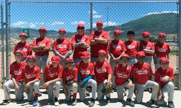Little League All-Stars Pick up Win in Cedar City Tourney