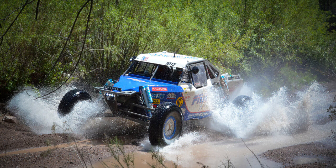 Ford family captures  Class 10 in Knotty Pine 250