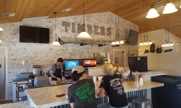 Timbers Lodging & Grill opens in Alamo