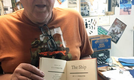 Local Business Owner Stumbles Upon Valuable Book Collection