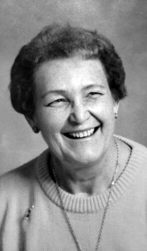 Obituary: Maxine Ruth Hull Poulsen