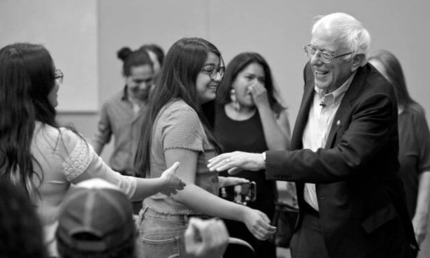 Sanders Hones in on Immigration, Domestic Terrorism During Latinx Town Hall at UNLV
