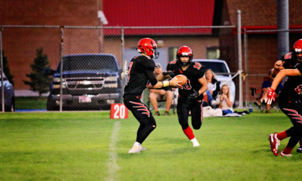 Lincoln Football Trounces West Wendover