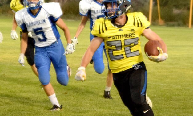Panthers Roll Over Laughlin