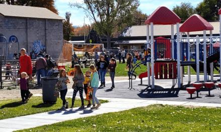 Panaca Elementary hosts Fall Festival
