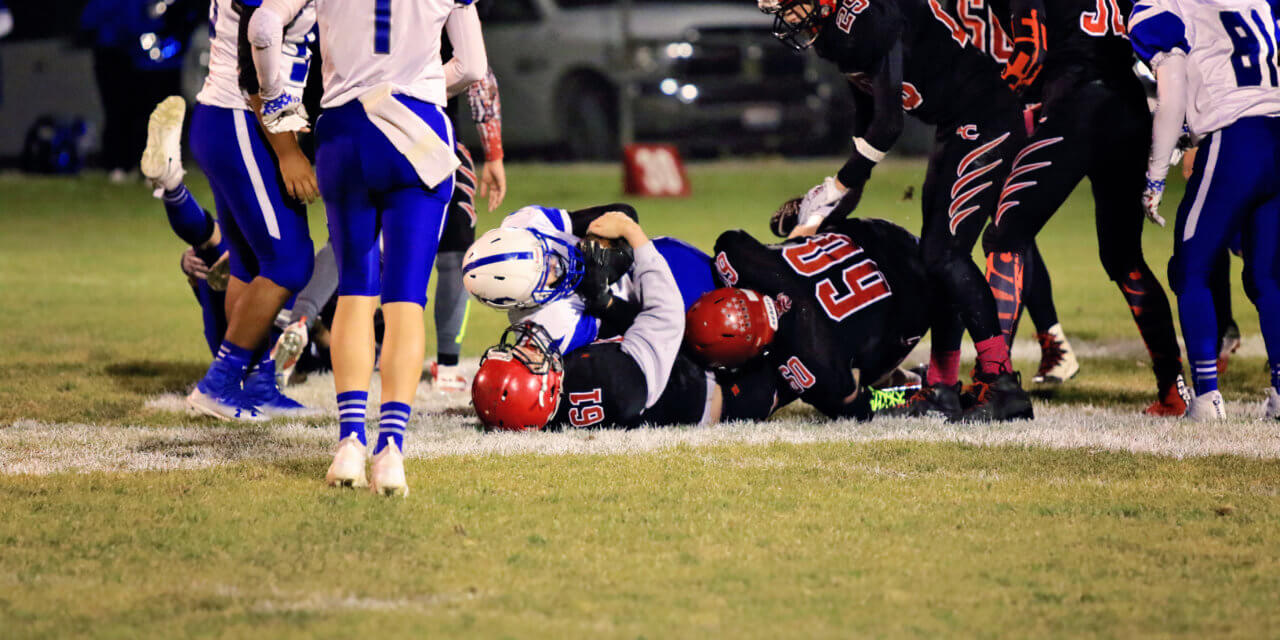 Lincoln County football holds Needles scoreless