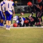 Lincoln County football holds Needles scoreless
