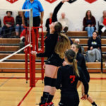 Lincoln volleyball takes down Needles on senior night