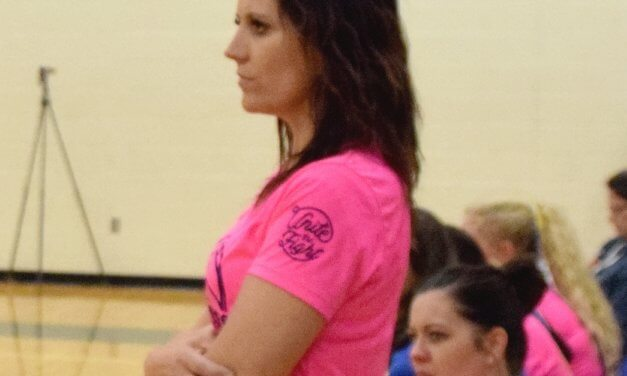 Volleyball closes season with Beatty and Lincoln County