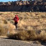 Runners converge for trail run