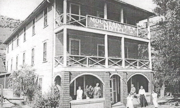 Historic Pioche hotel may be saved after all