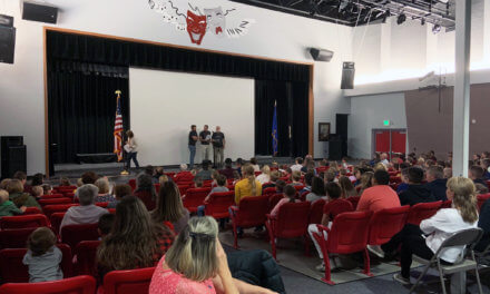 Local elementary schools hold Veterans Day assemblies