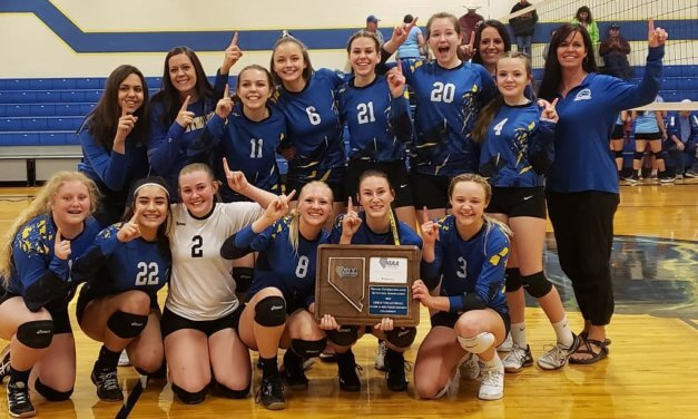 Pahranagat Valley girls capture another regional title