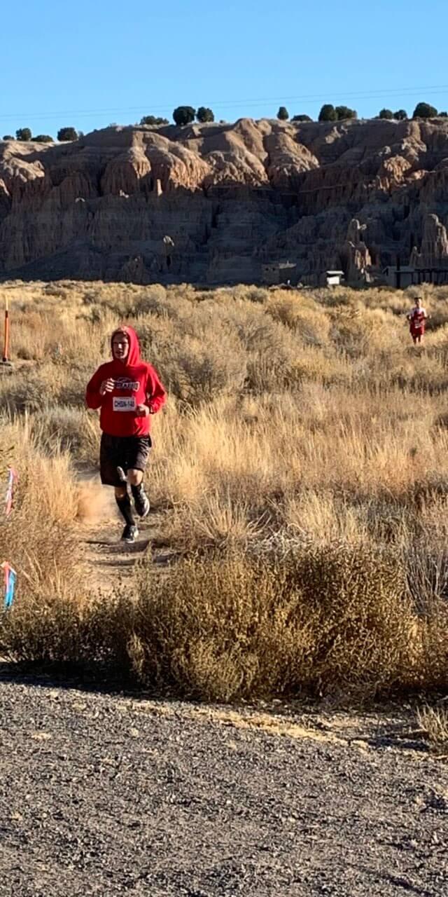 Runners converge for Battle Born Trail Run