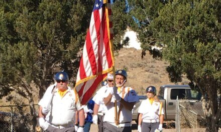 Veterans honored during ceremony in Caliente