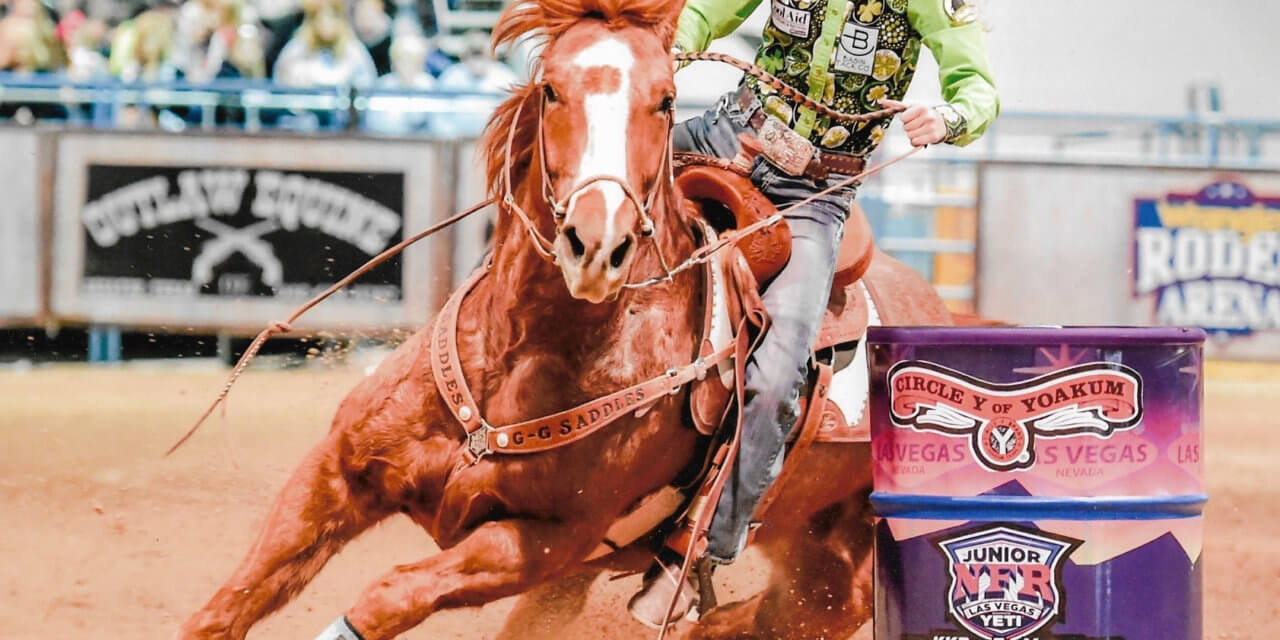 Local youth rodeo competitor to compete at Junior World Finals