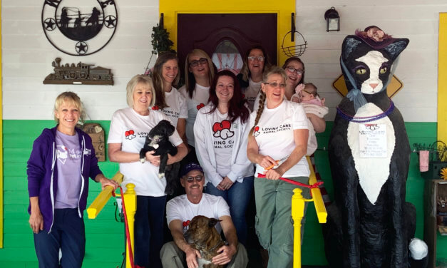 Animal clinic holds grand opening