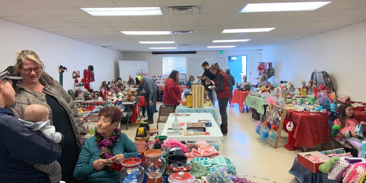 Pioche hosts Christmas Bazaar