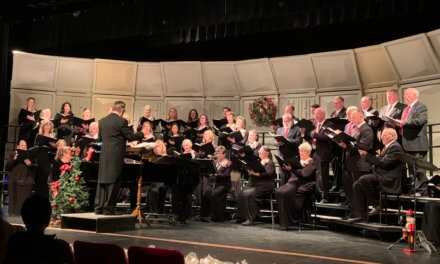 Bella Voce performs annual Christmas show