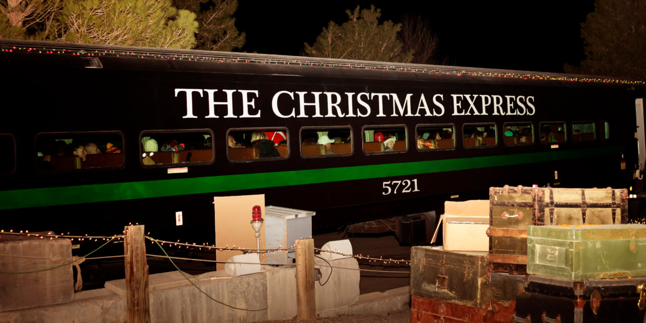 Record year of attendance for 10th annual Western Elite Christmas Express event