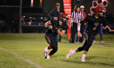 Thornock named Offensive POY