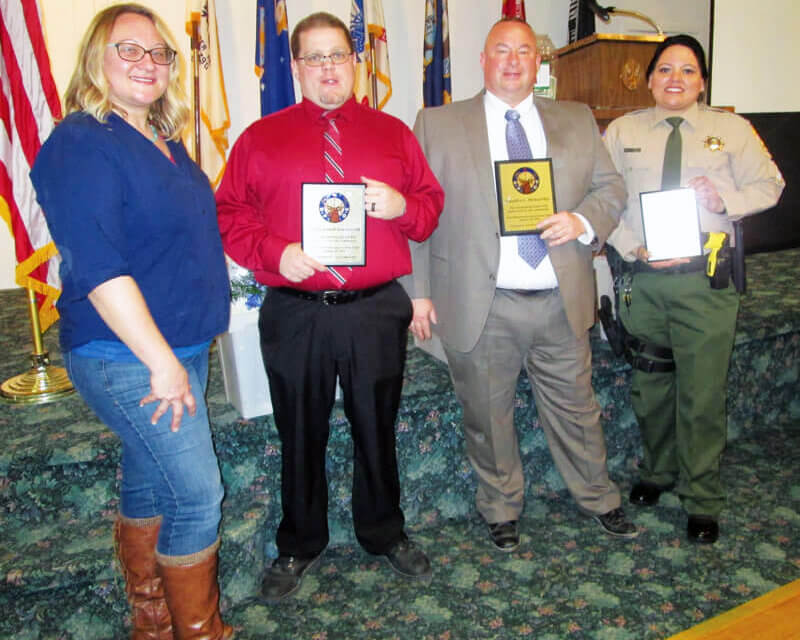 Lincoln deputy receives high honor