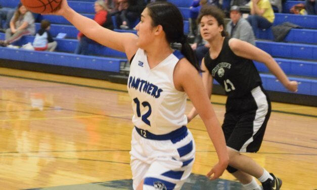 Panther girls close in on fourth title