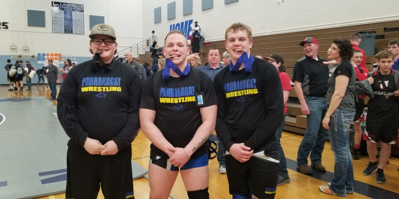 Seven Panthers to state wrestling tournament