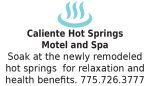 Caliente Hot Springs Motel and Spa