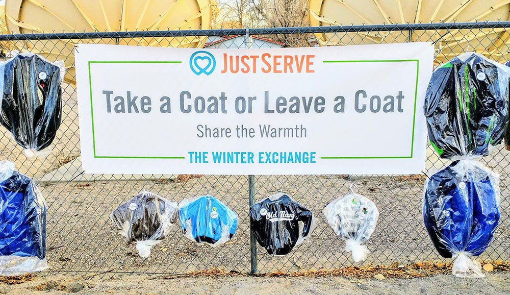 Coat drive sharing the warmth this winter